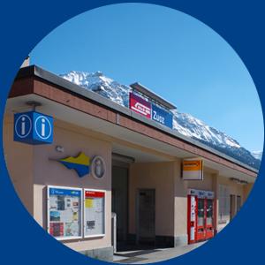 Bahnhof Zuoz